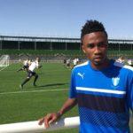VIDEO: Samuel Tetteh visits WAFA ahead of Ebusua Dwarfs clash
