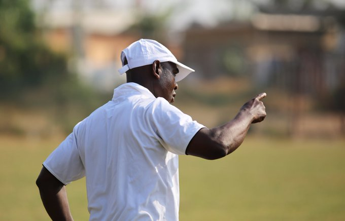 VIDEO: Inter Allies coach Tony Lokko optimistic of victory against Bechem United