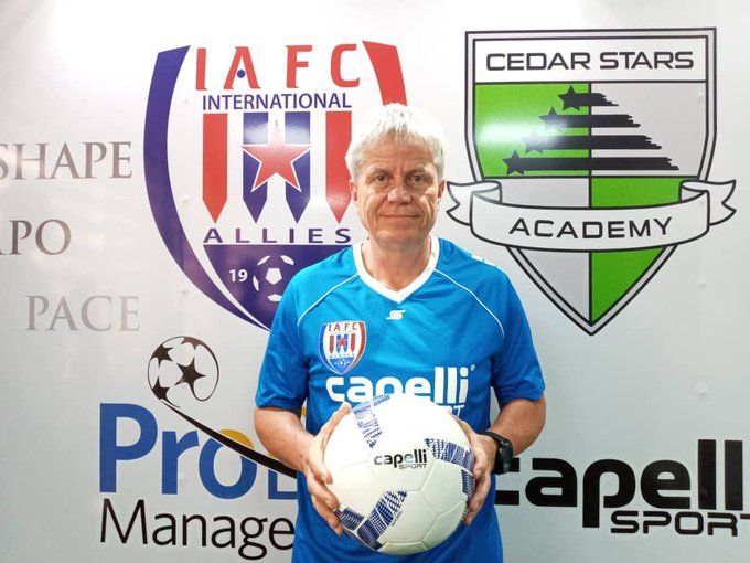 VIDEO: Q&A Inter Allies new technical brain Henrik Lehm Peters shares vision to improve club
