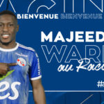 Majeed Waris named in Strasbourg team to face Monaco