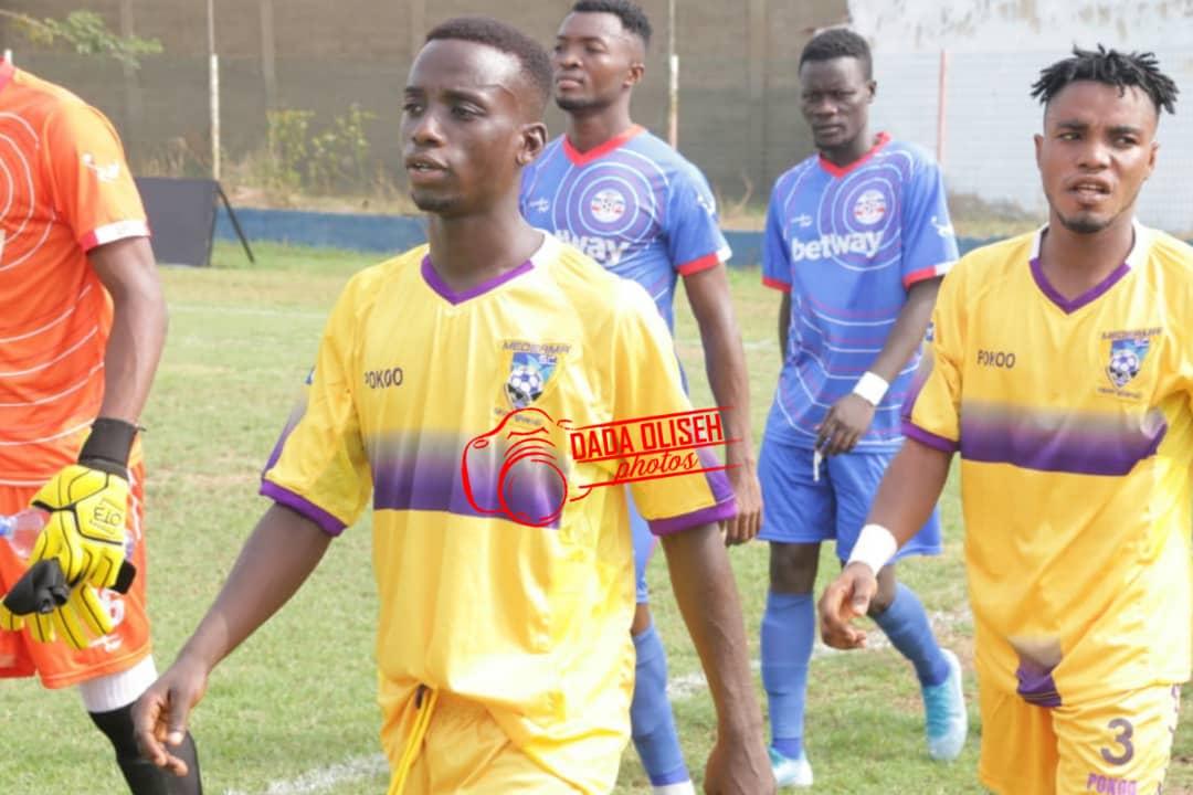 2019/20 Ghana Premier League: Week 3 Match Report- Liberty Professionals 1-1 Medeama