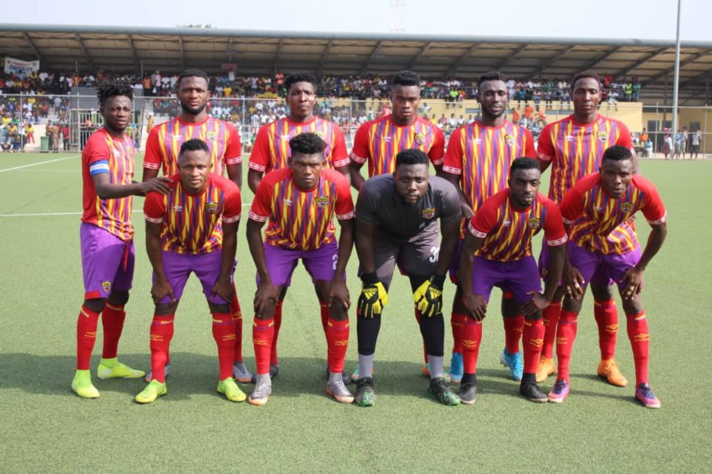 2019/20 Ghana Premier League: Week 10 Match Preview - Hearts of Oak v Bechem United