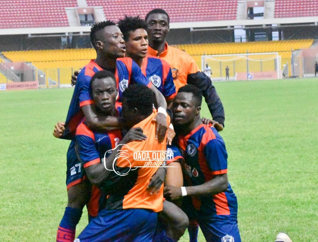 2019/20 Ghana Premier League: Week 6 Match Report -Legon Cities FC 1-0 Bechem United