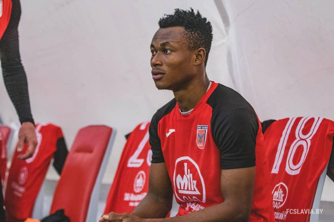 Mountaineers FC midfielder Jason Kwabena Owusu on wish list of European clubs