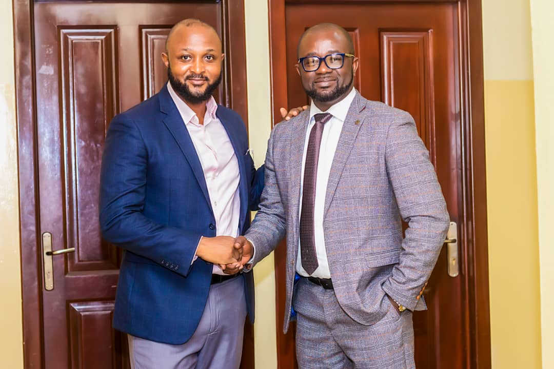 GFA President assures Ghana Beach Soccer Chairman of total support and commitment