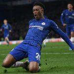 VIDEO: Watch Callum Hudson-Odoi first Premier League goal for Chelsea