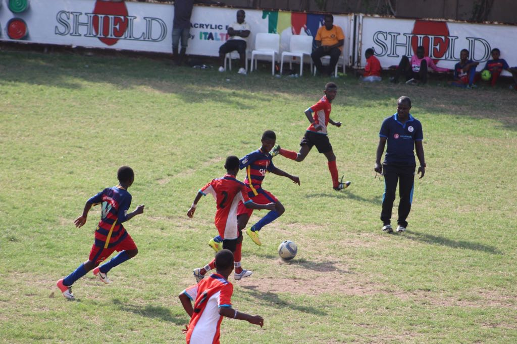 Alijara Football Academy Opened in Accra