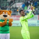 Ghana goalkeeper Ati-Zigi gets big praises in Swiss media over impressive debut showing