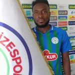 Breaking News: Ghana midfielder Joseph Attamah cancels contract with Turkish side Rizespor