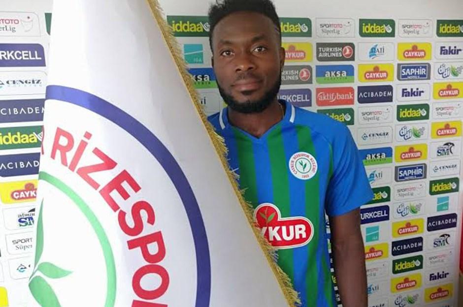 Breaking News: Ghana midfielder Joseph Attamah cancels contract with Turkish side Rizespor