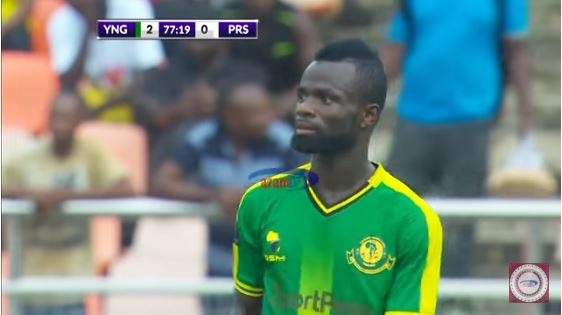 Young Africans coach criticises Ghanaian Bernard Morrison for showboating