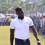 Medeama coach Samuel Boadu hails players despite Dreams FC defeat