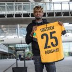 Ghanaian striker Donyoh forced move to Dynamo Dresden - Nordsjaelland chief reveals