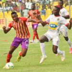 Video: Watch full highlights of Kotoko's 2-1 win over Hearts in the 2019/20 Ghana Premier League