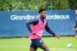 I don't regret my decision to join Bordeaux — Enock Kwateng