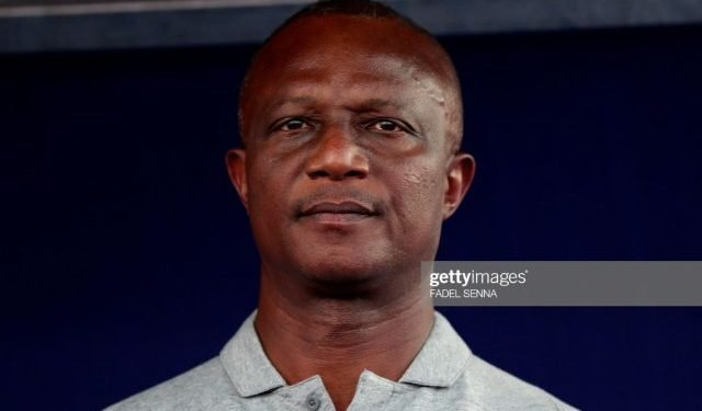 Ghana FA's decision to dissolve technical teams wasn't meant at targeting Kwesi Appiah-Randy Abby