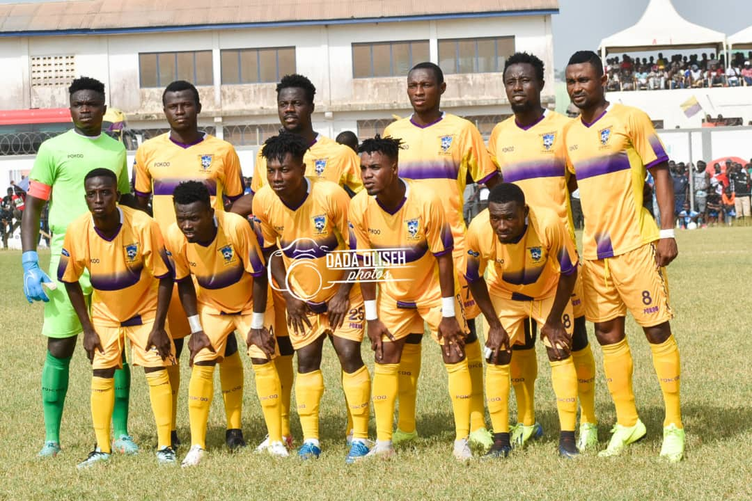 2019/20 Ghana Premier League: Week Four full-time results
