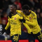 VIDEO: Edward Nketiah scores to send Arsenal into FA Cup fifth round