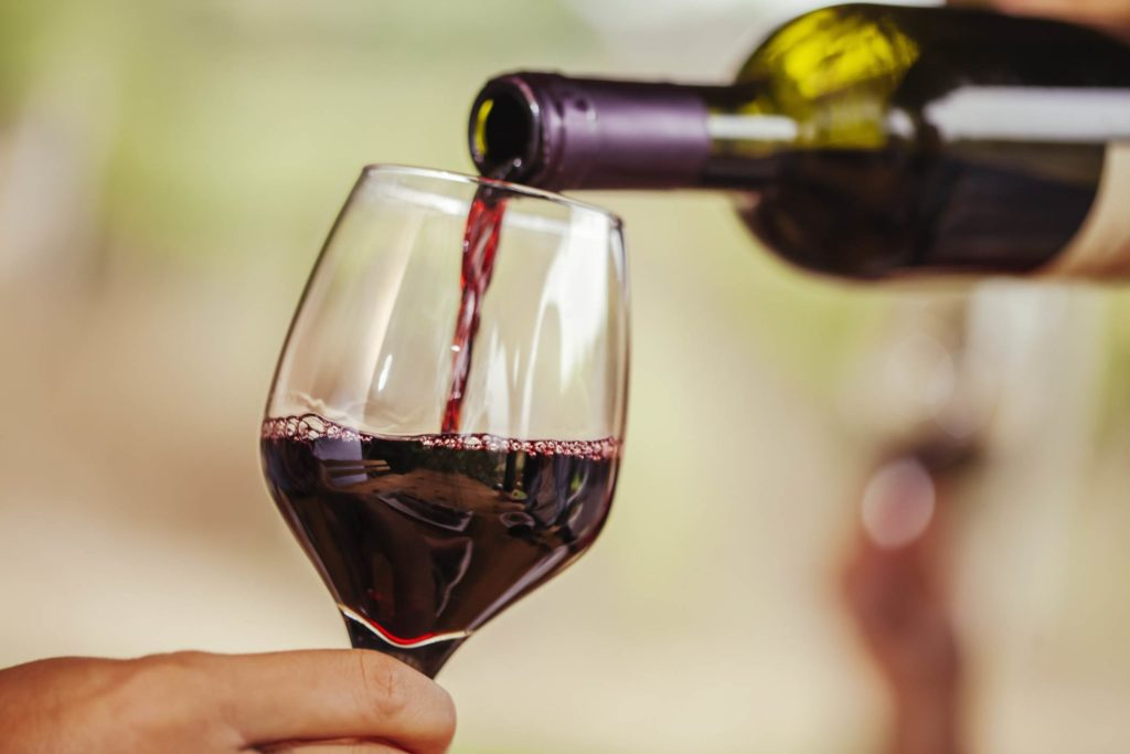 Why Drinking Red Wine is Good for Athletes