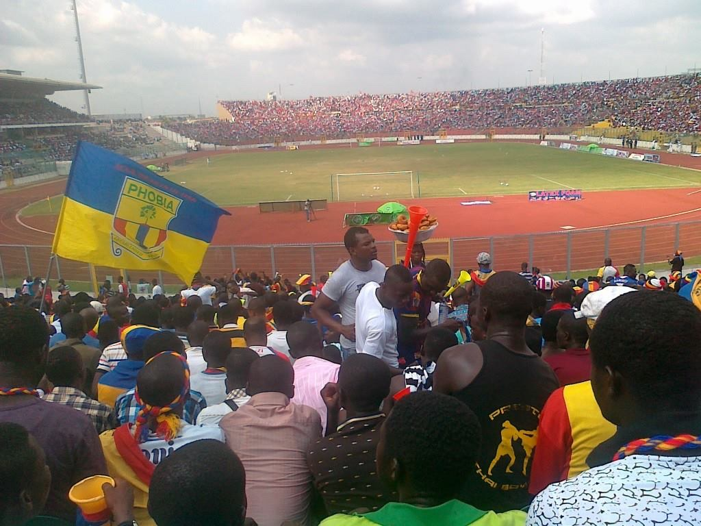 Government clears evening matches for the Ghana Premier League, massive boost