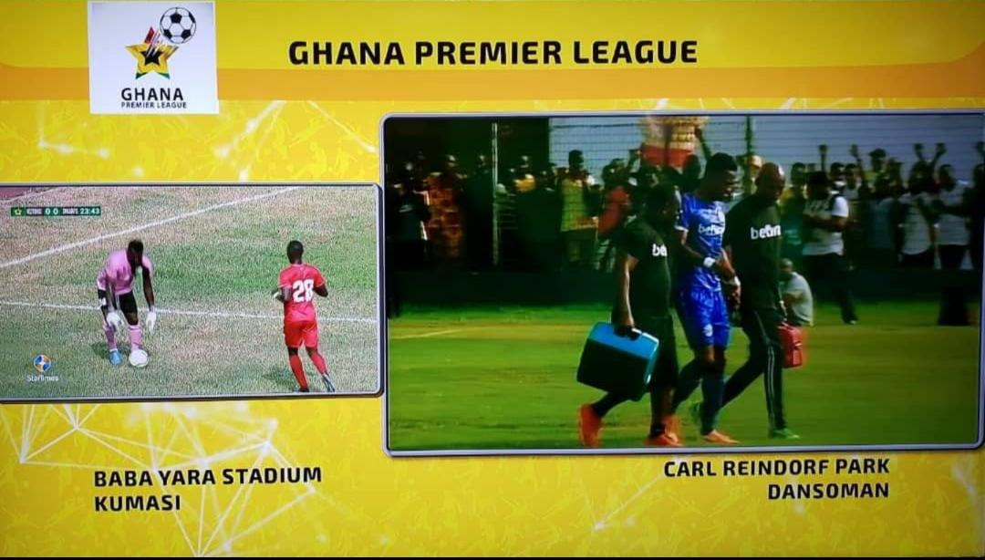 Ghana Premier League coverage by StarTimes