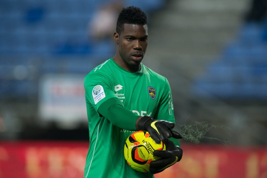 Breaking News: Ghana goalkeeper Lawrence Ati Zigi leaves French side Sochaux
