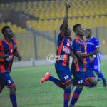 2019/20 Ghana Premier League: Week 10 Match Report- Legon Cities 1-1 Great Olympics