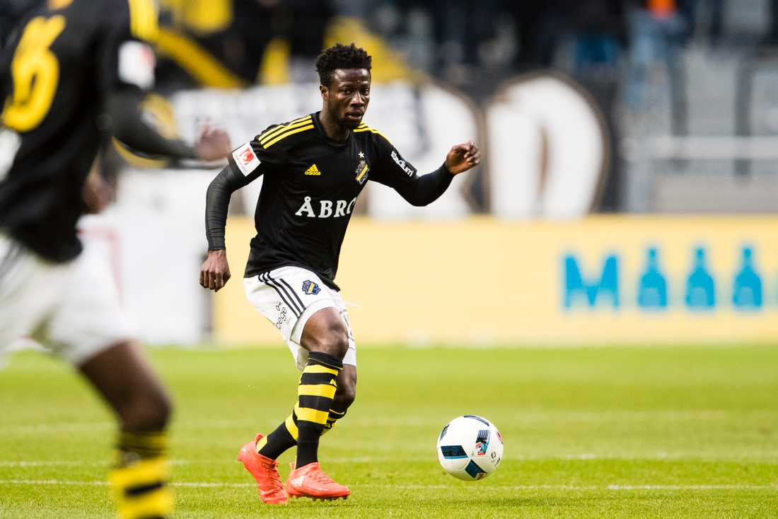 Performance of Ghanaian Players Abroad wrap-up: Ofori climbs off the bench to score for AIK as Ayew, Boateng, Gyasi Munin score their respective clubs