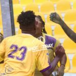 2019/20 Ghana Premier League: Week 11 matches in Pictures