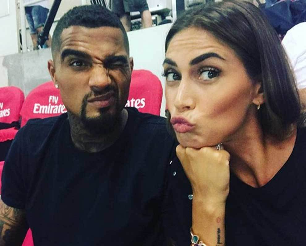 Melissa Satta backs husband Kevin-Prince Boateng to succeed in Turkey