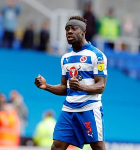 Fit-again Reading FC defender Andy Yiadom relishes difficult game against Leeds United