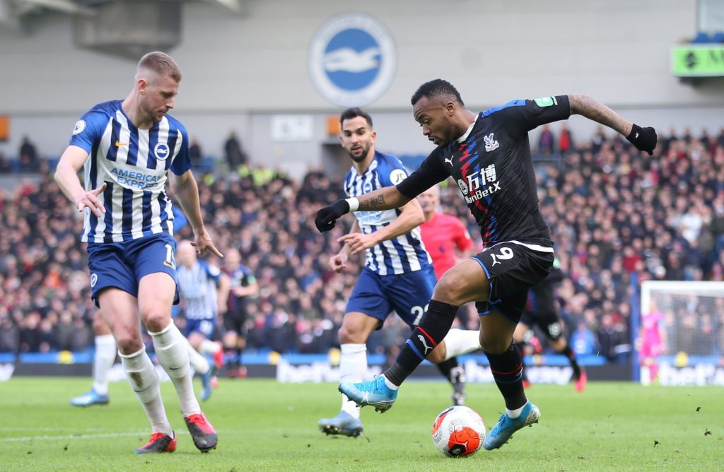 Video: Jordan Ayew's solo strike secures Crystal Palace first-ever victory at Brighton