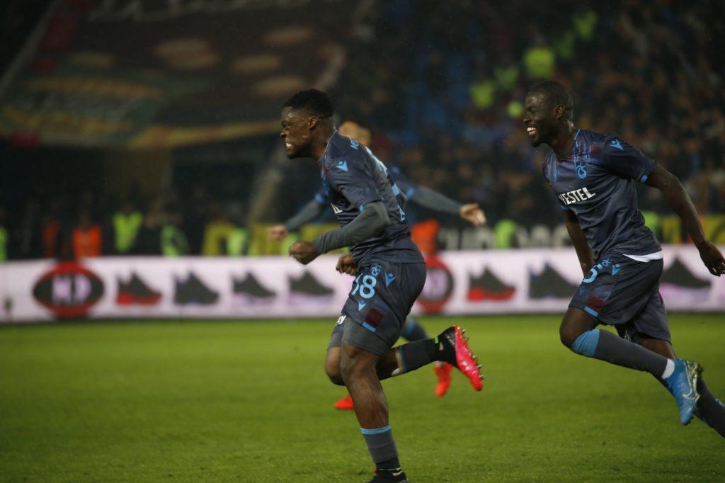 Lazio and Rangers monitoring Ghana striker Caleb Ekuban