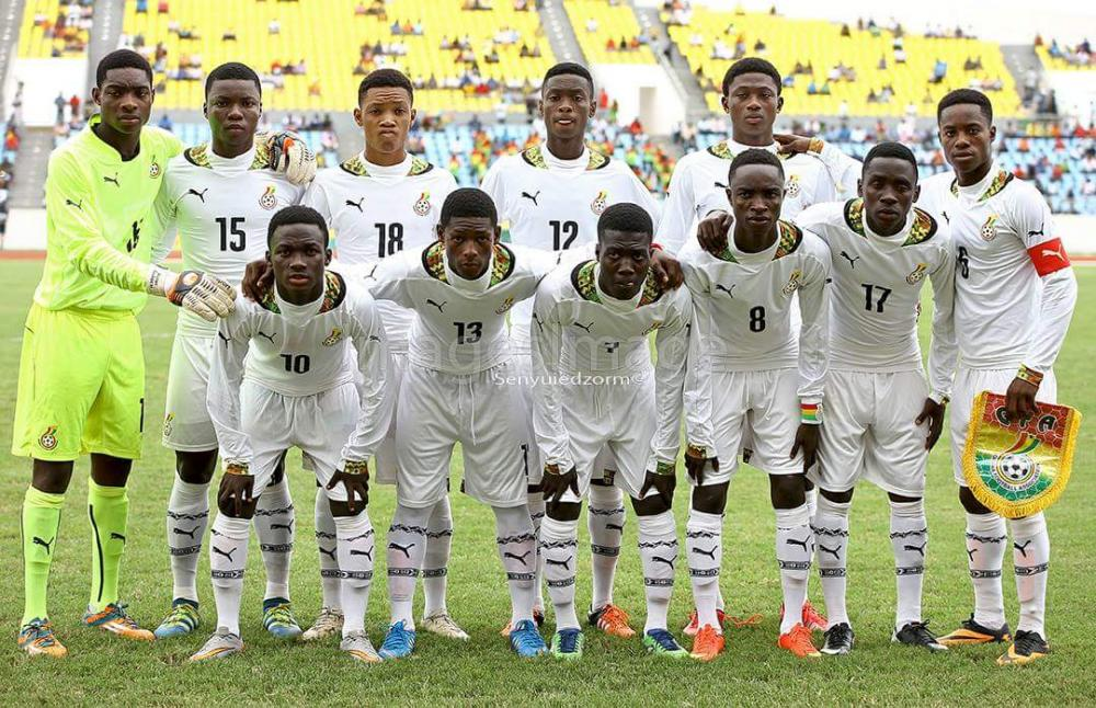 33 players invited for Black Starlets camping in Cape Coast