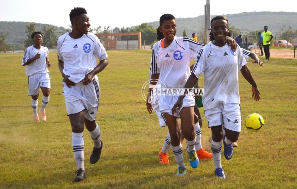 2019/20 Ghana Women's League: Samaria Ladies snatch vital point at Sea Lions
