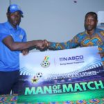 Hearts of Oak hero Kofi Kordzi wins MoTM gong after brace against Bechem United