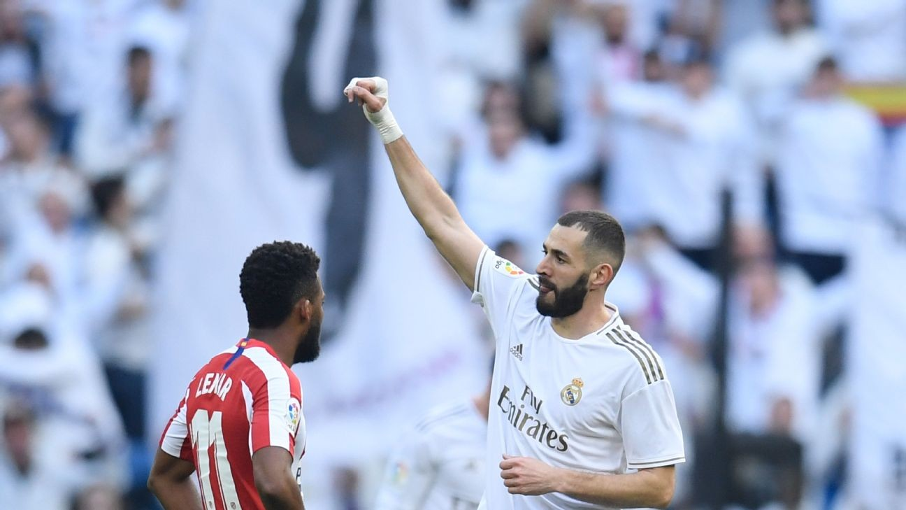 Madrid derby drives home the contrasting state of Zidane's Madrid and Simeone's Atletico
