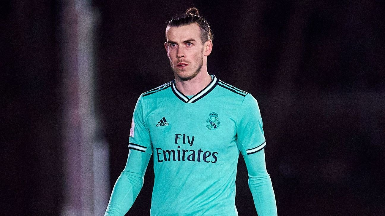Real Madrid's Bale out of most club's league financially - agent
