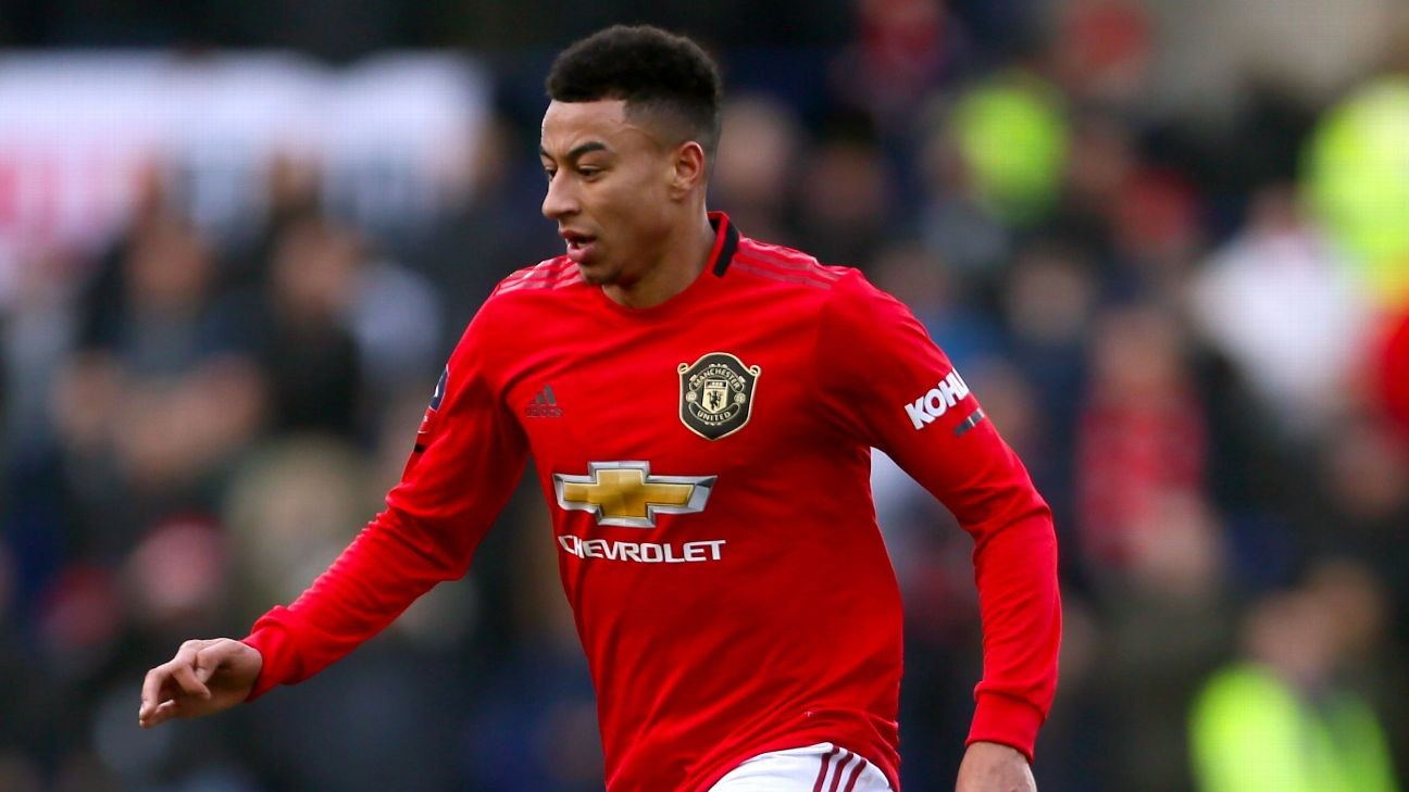 Man United's Lingard a transfer target for Atletico, Roma - sources
