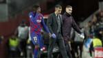 Ousmane Dembélé's Season Over After Suffering Hamstring Tear in Training