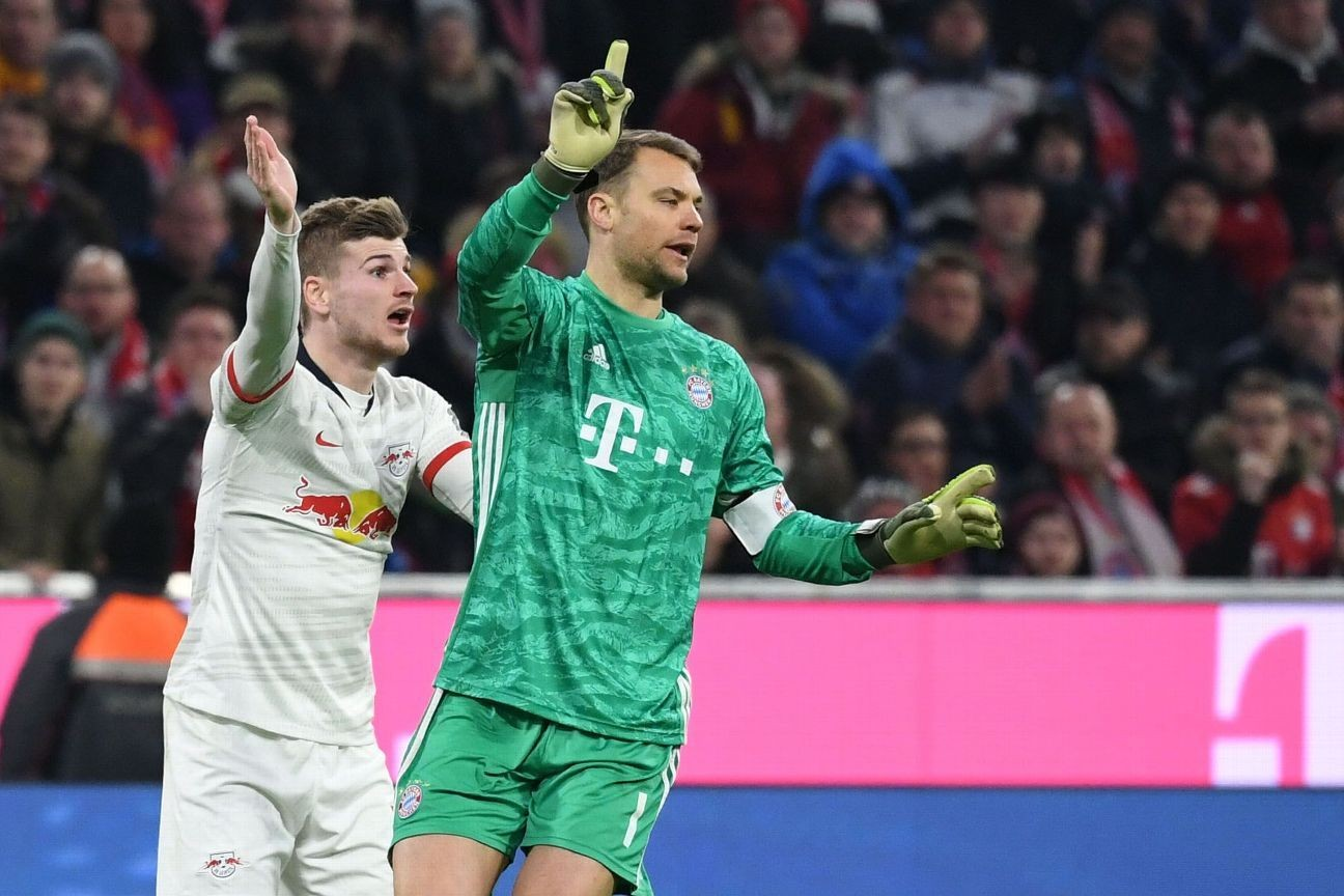 Bayern stay top despite goalless draw against Leipzig