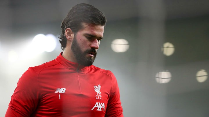 All you need is Alisson! Liverpool great wall is the Messi of goalkeepers