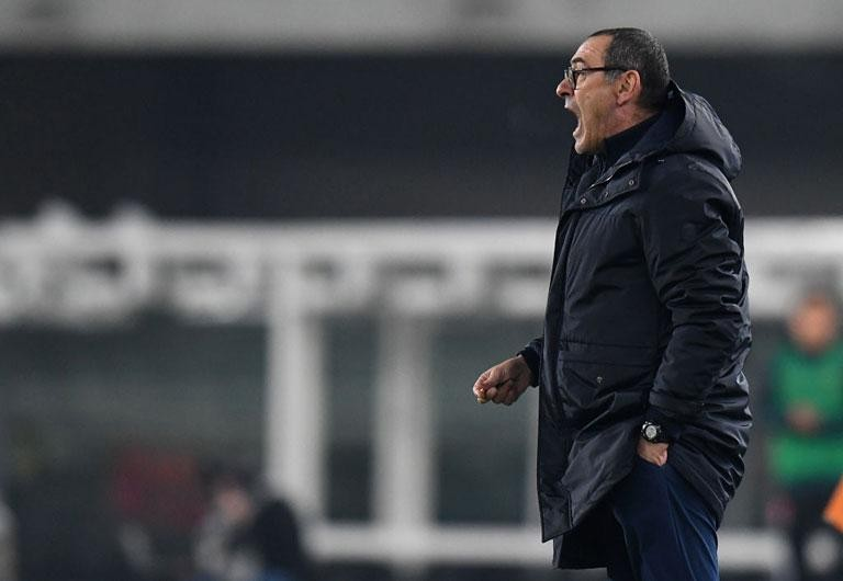 SARRI'S POST-MATCH REACTIONS