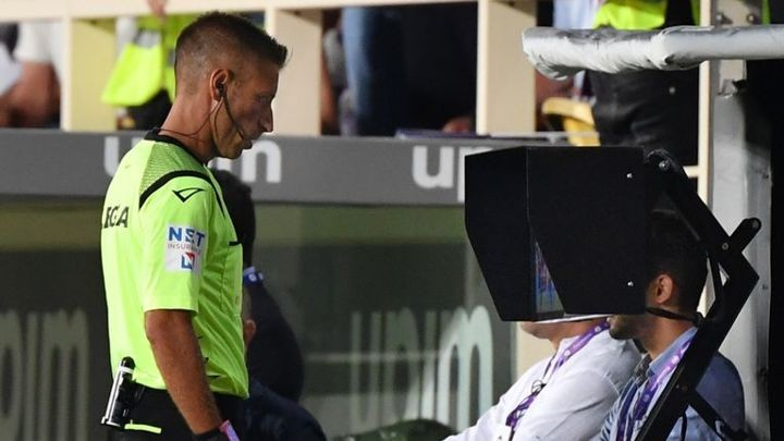 Italian FA ready to introduce VAR 'challenge' in Serie A