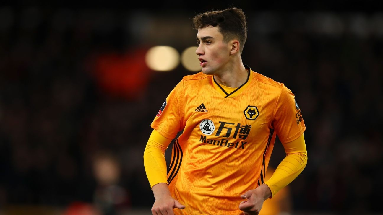 From futsal to the Premier League, Max Kilman is just getting started at Wolves