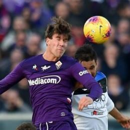 FIORENTINA in new deal talks with young hitman VLAHOVIC
