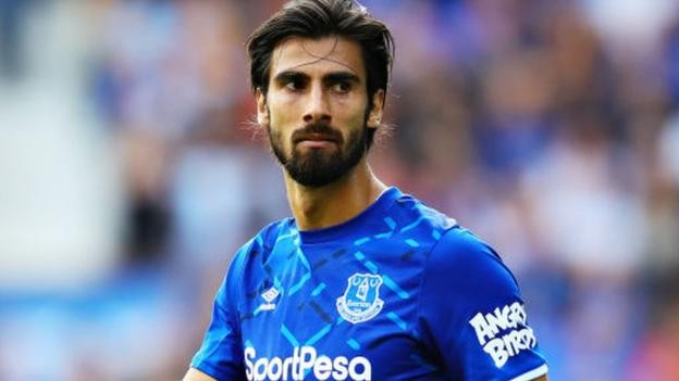 Andre Gomes: Everton midfielder to make comeback in practice match