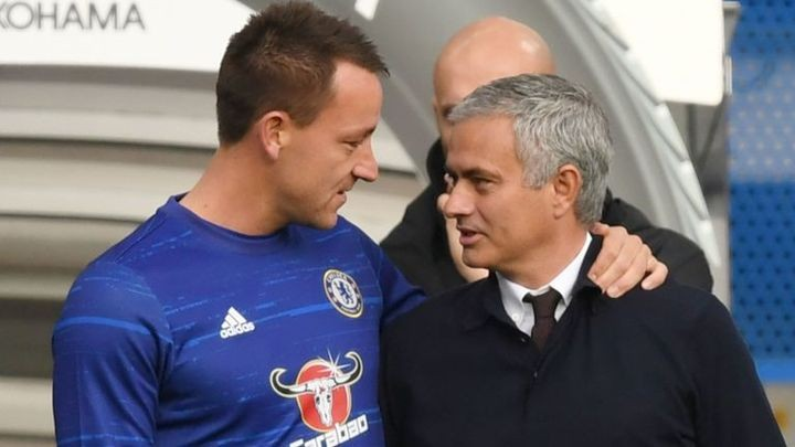 Aston Villa boss Smith hoping Terry can plot Mourinho's downfall