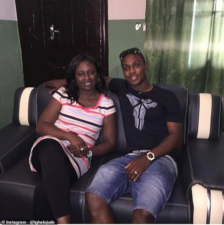 Ighalo to dedicate every of his Manchester United goal to his late sister