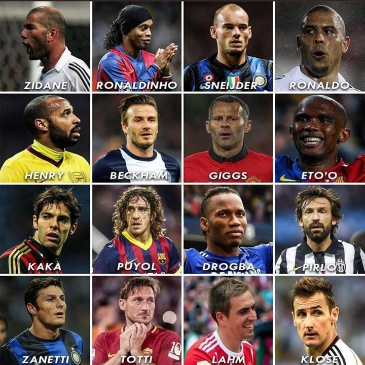 You can only bring one player back from retirement, which one do you pick?